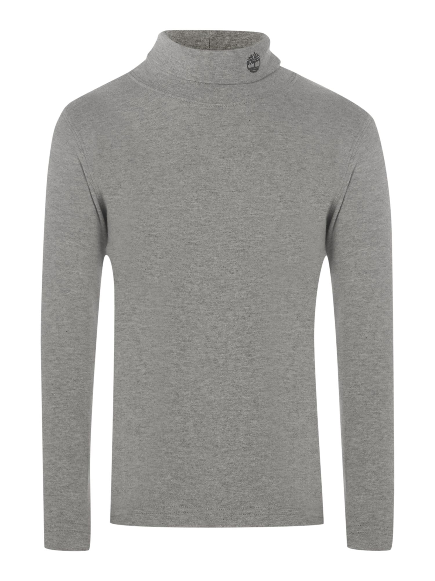Boys jersey long sleeve turtleneck