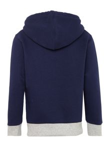 Boys fleece long sleeve sweater