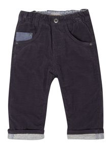 Baby boys corduroy trousers