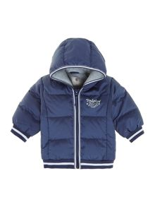 Baby boys long sleeve down jacket