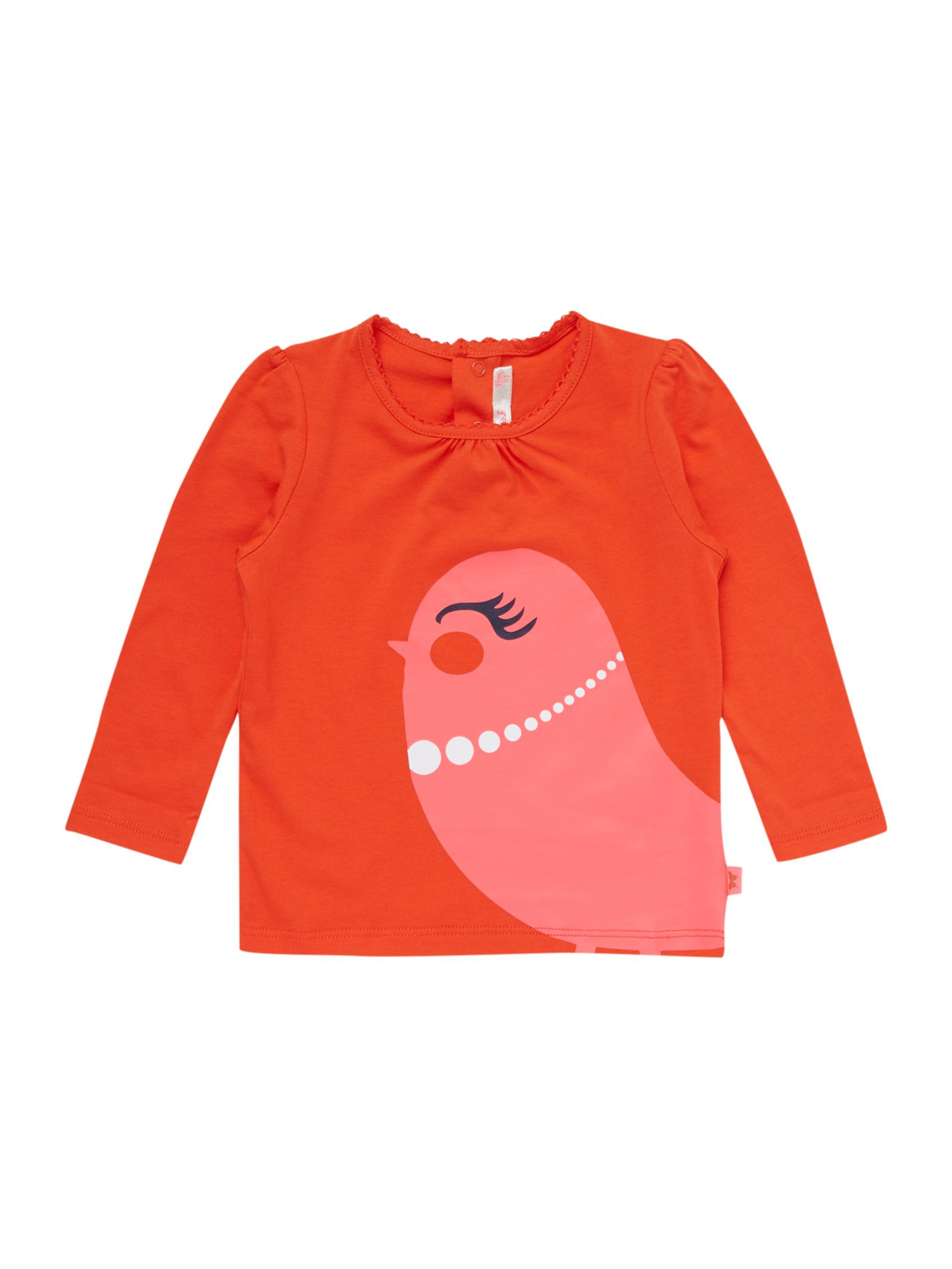 Baby girls jersey long sleeve t-shirt