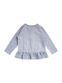 Baby girls cotton long sleeve cardigan