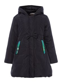 Girls nylon parka