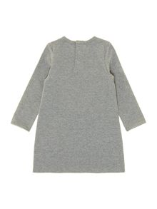 Baby girls fleece long sleeve dress