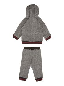 Baby boys fleece tracksuit