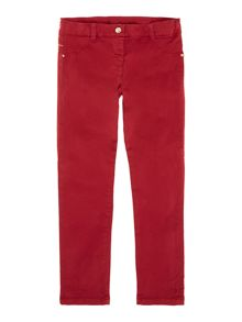 Girls satin trousers