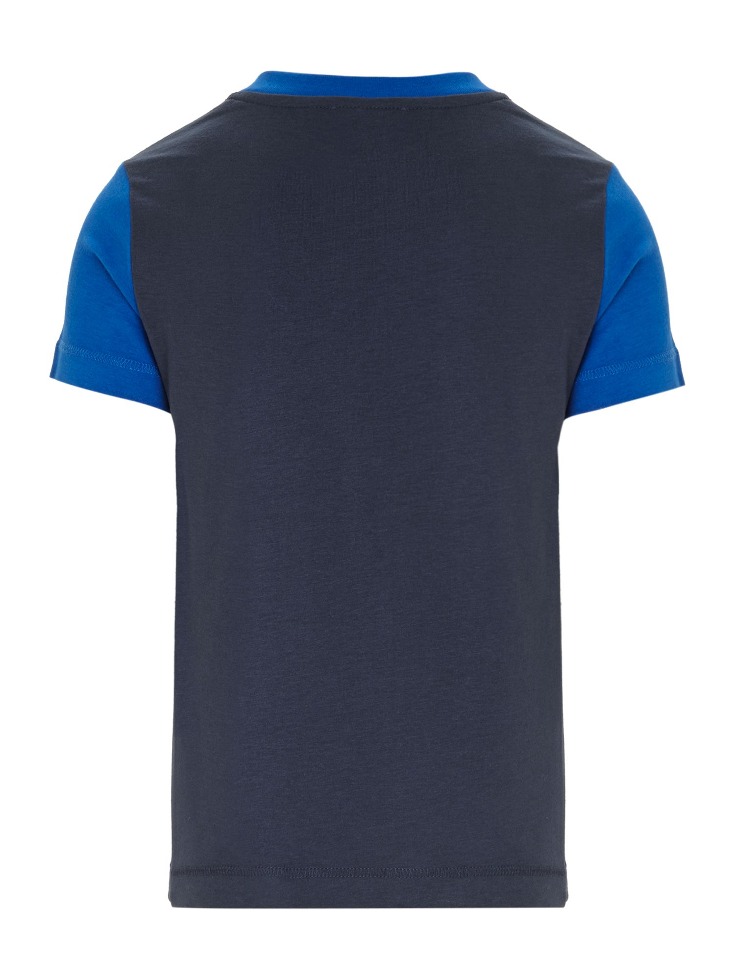 Boys jersey short sleeve t-shirt
