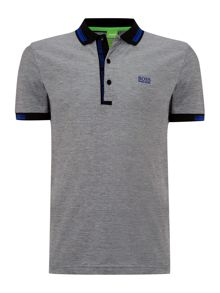Hugo Boss Oxford Pique Polo Shirt