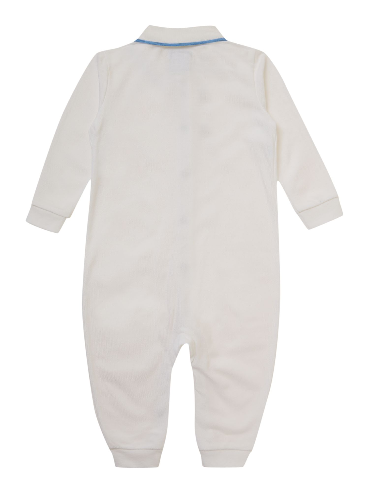 Baby boys polo all-in-one