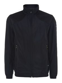 2 pocket jordie zip up jacket