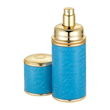 Creed Refillable Atomiser Gold/Blue 50ml