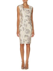 Debbie Bonded Lace Dress