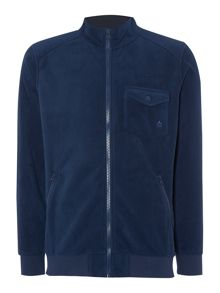 Army & Navy Howard full zip fleece track top
