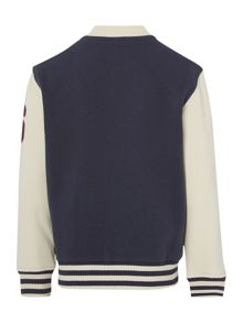 Benetton Boys collegiate baseball jacket