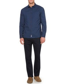 Berwick Print Long Sleeve Shirt