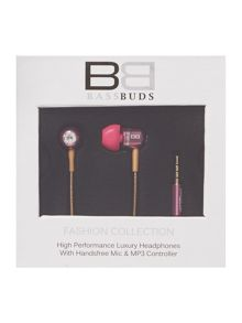 BassBuds fashion earphone