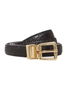 Rose reversible trouser belt