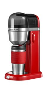 KitchenAid Personal Coffee Maker Red
