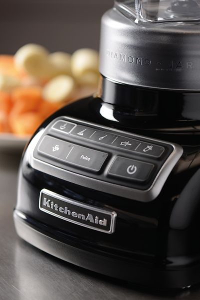 KitchenAid Diamond Blender, Onyx Black