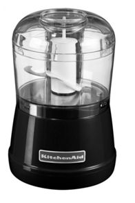 KitchenAid Food Chopper, Onyx Black