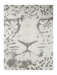Codello Leopard long scarf
