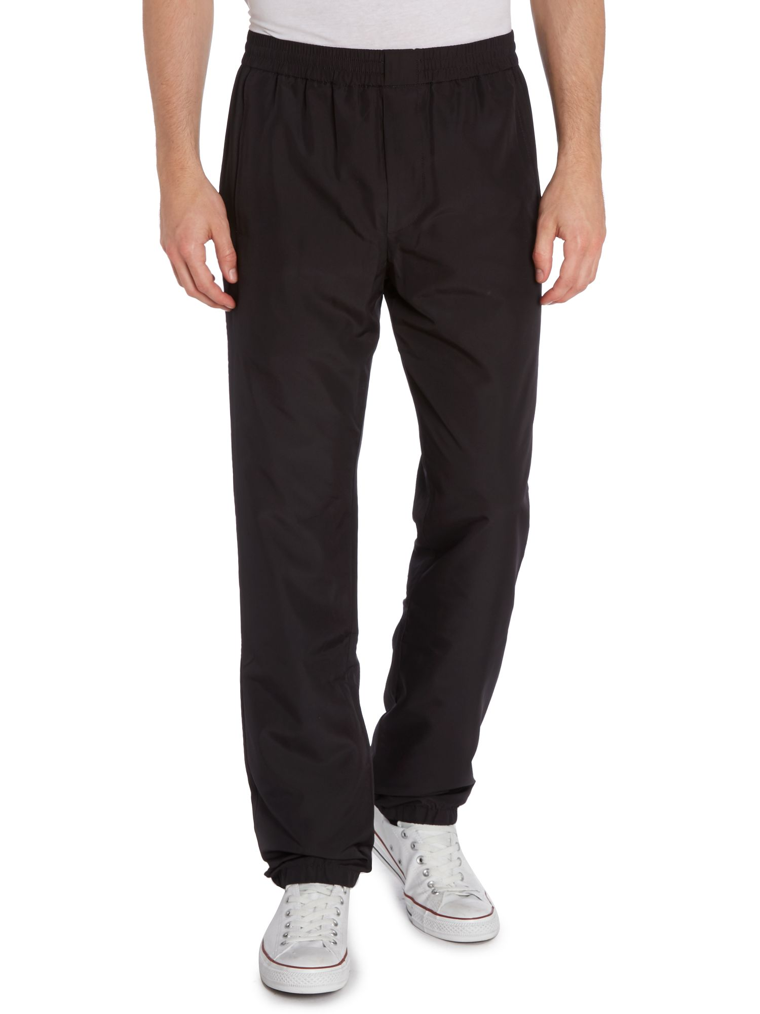 Contrast pocket active trousers