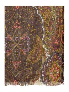 Codello New paisley long scarf