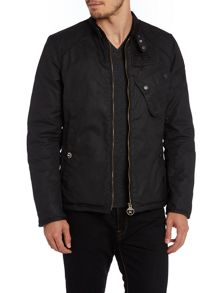 Steve McQueen bonner wax jacket
