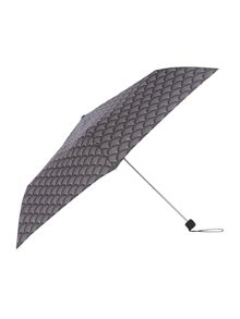 Fulton Punch spot superslim umbrella