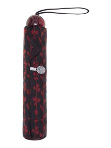 Fulton Climbing floral superslim umbrella
