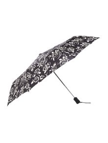 Rose darling open & close umbrella