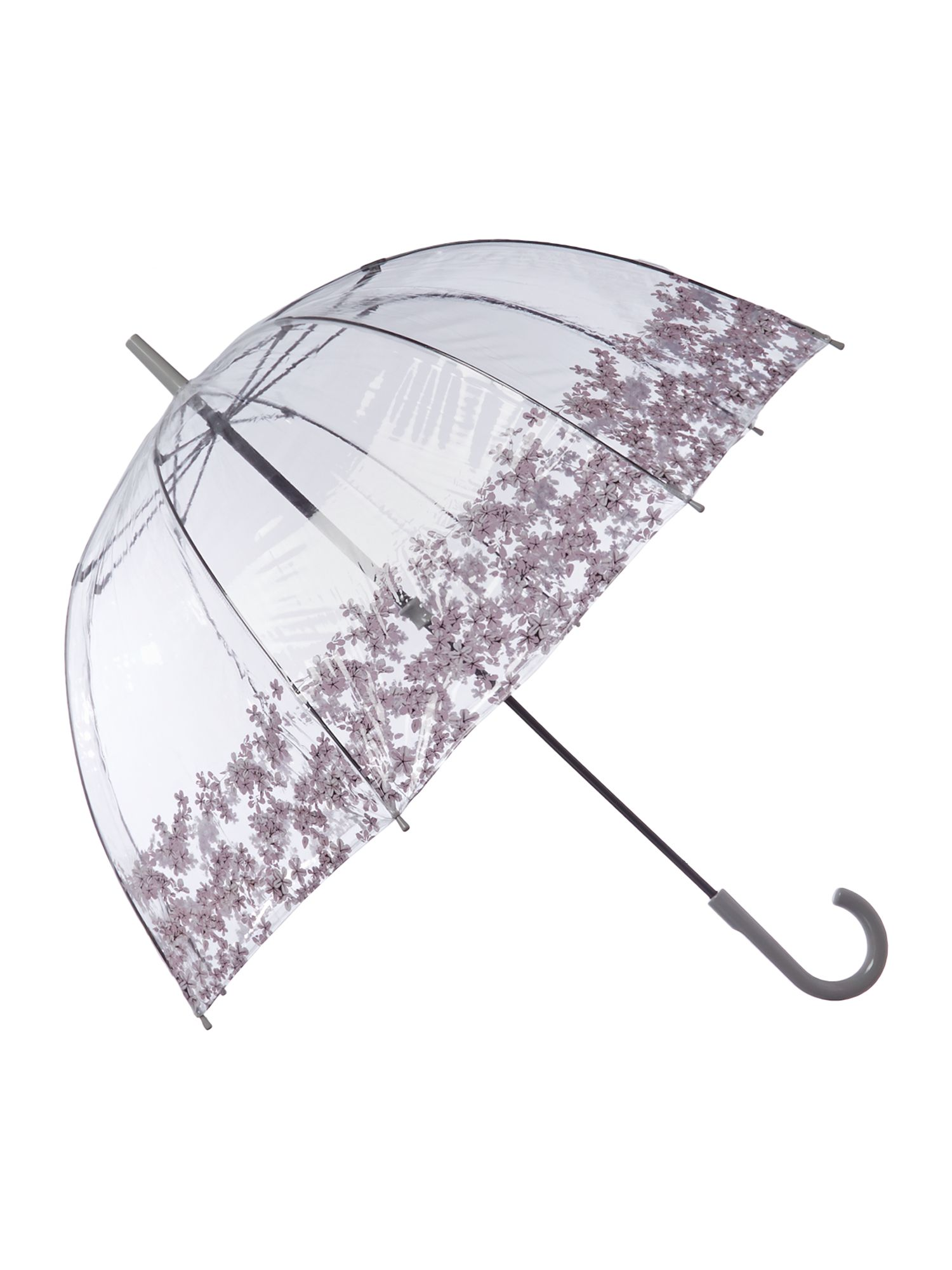Floret border birdcage umbrella