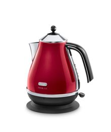 DeLonghi Micalite Icona Kettle Red