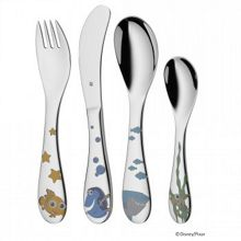 Disney nemo 4 pce cutlery set
