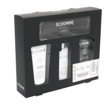 GC Homme Black Pepper Engage Set