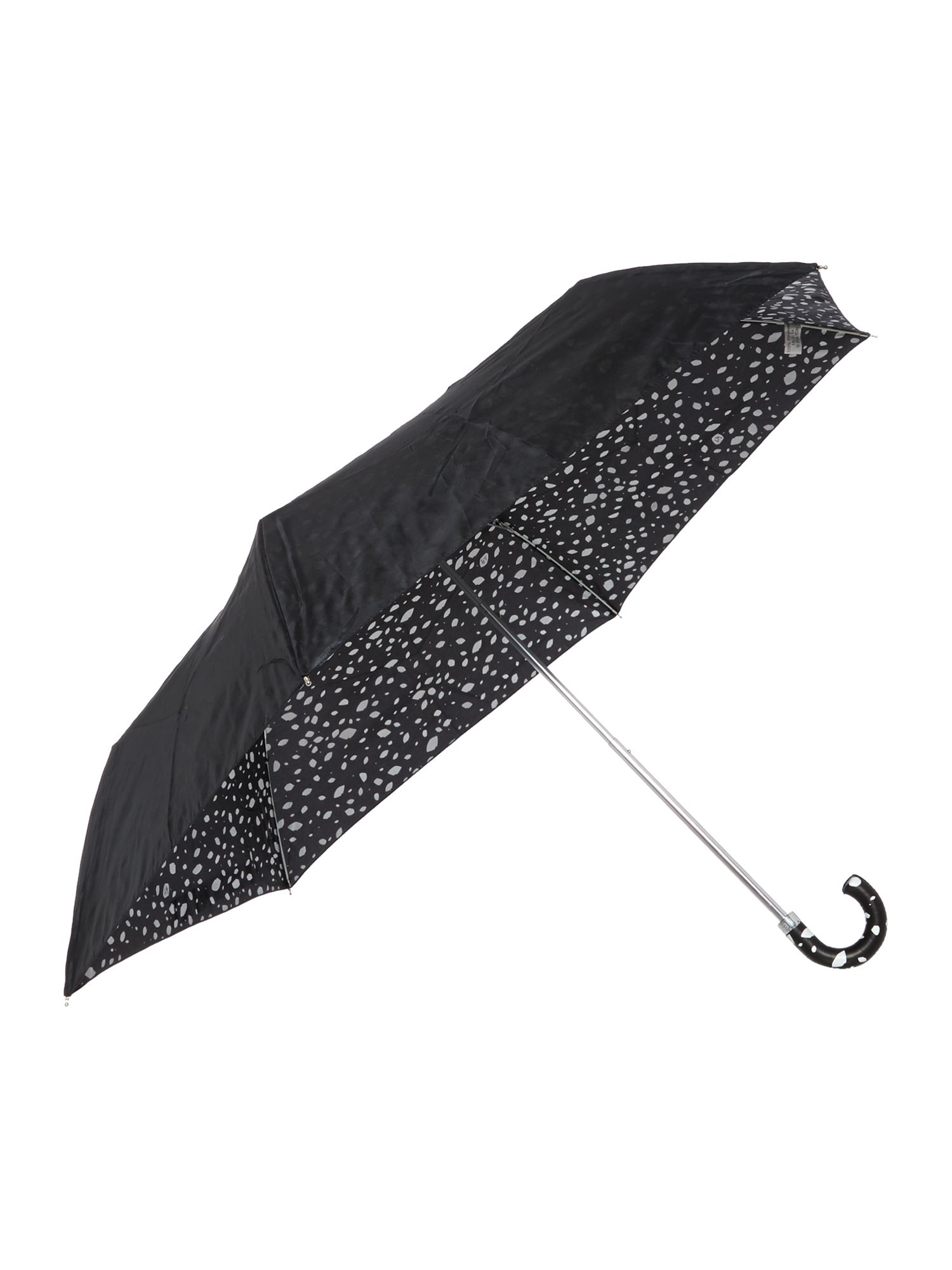 Roughly cut out lips superslim umbrella