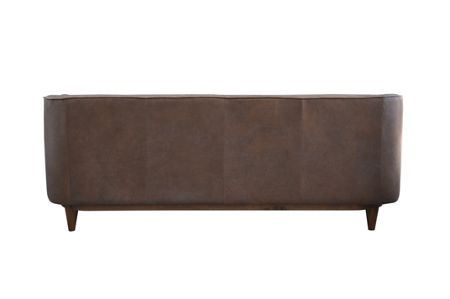 Living by Christiane Lemieux George tan large sofa