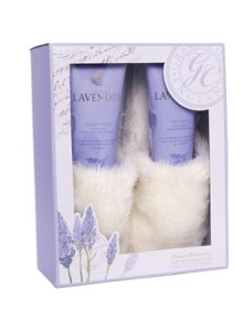 Lavender Beautiful Bathing Set