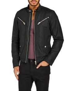 J-Mori cotton biker jacket
