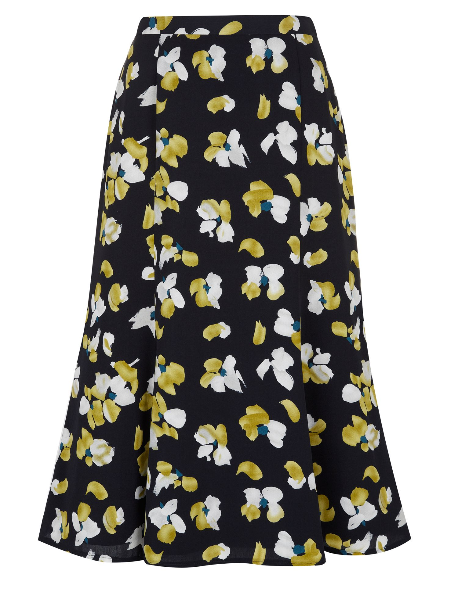 Mayfair shorter length fit & flare skirt