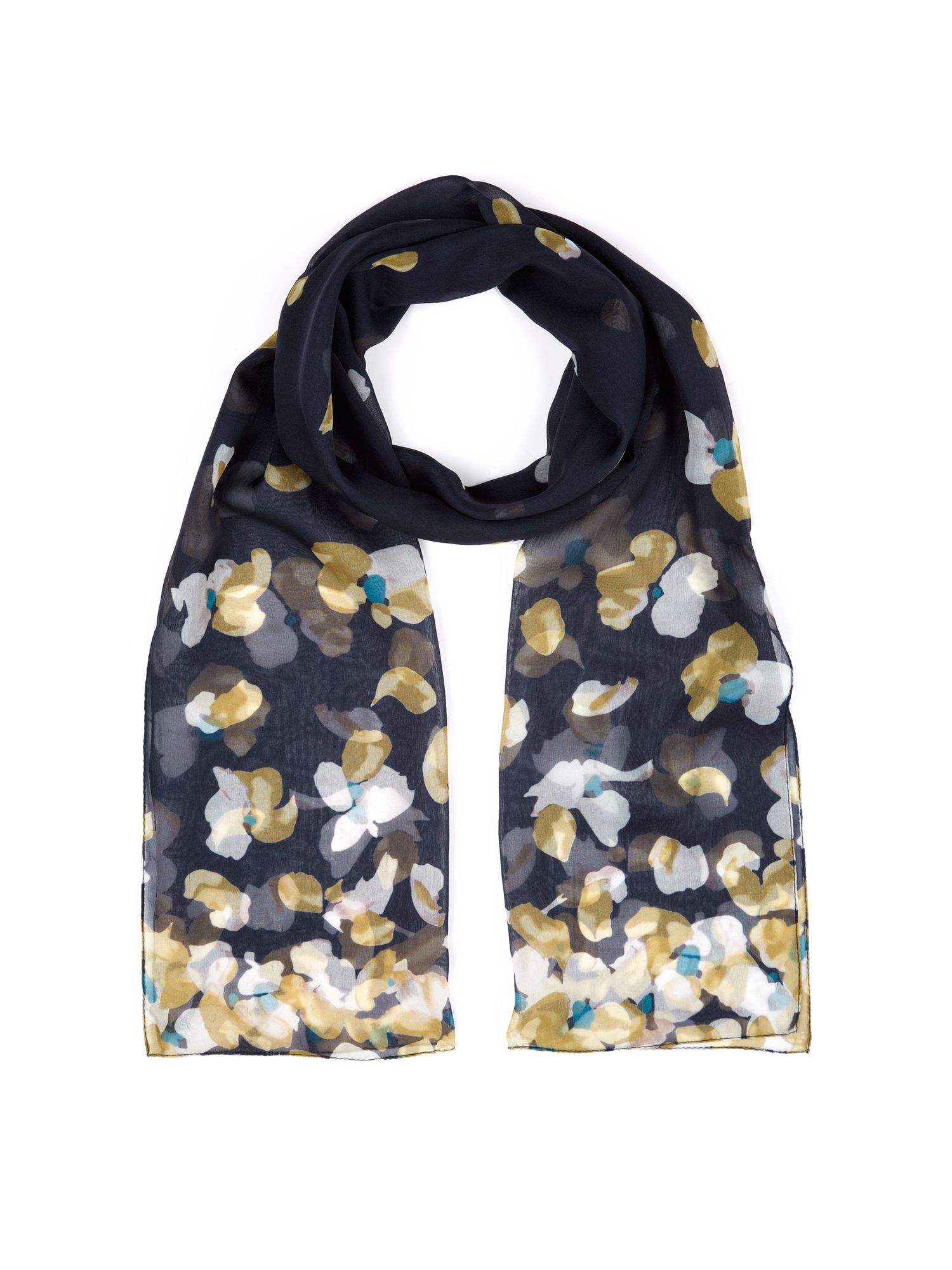 Mayfair print scarf