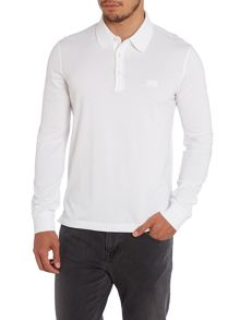 Hugo Boss Long sleeve polo shirt