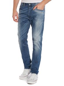 Tepphar 609r regular slim carrot fit jean