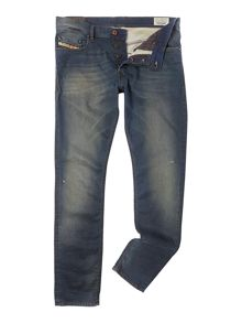 Tepphar 607y regular slim carrot jeans