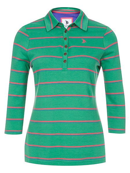 Redirect for Pink and purple striped rugby shirt