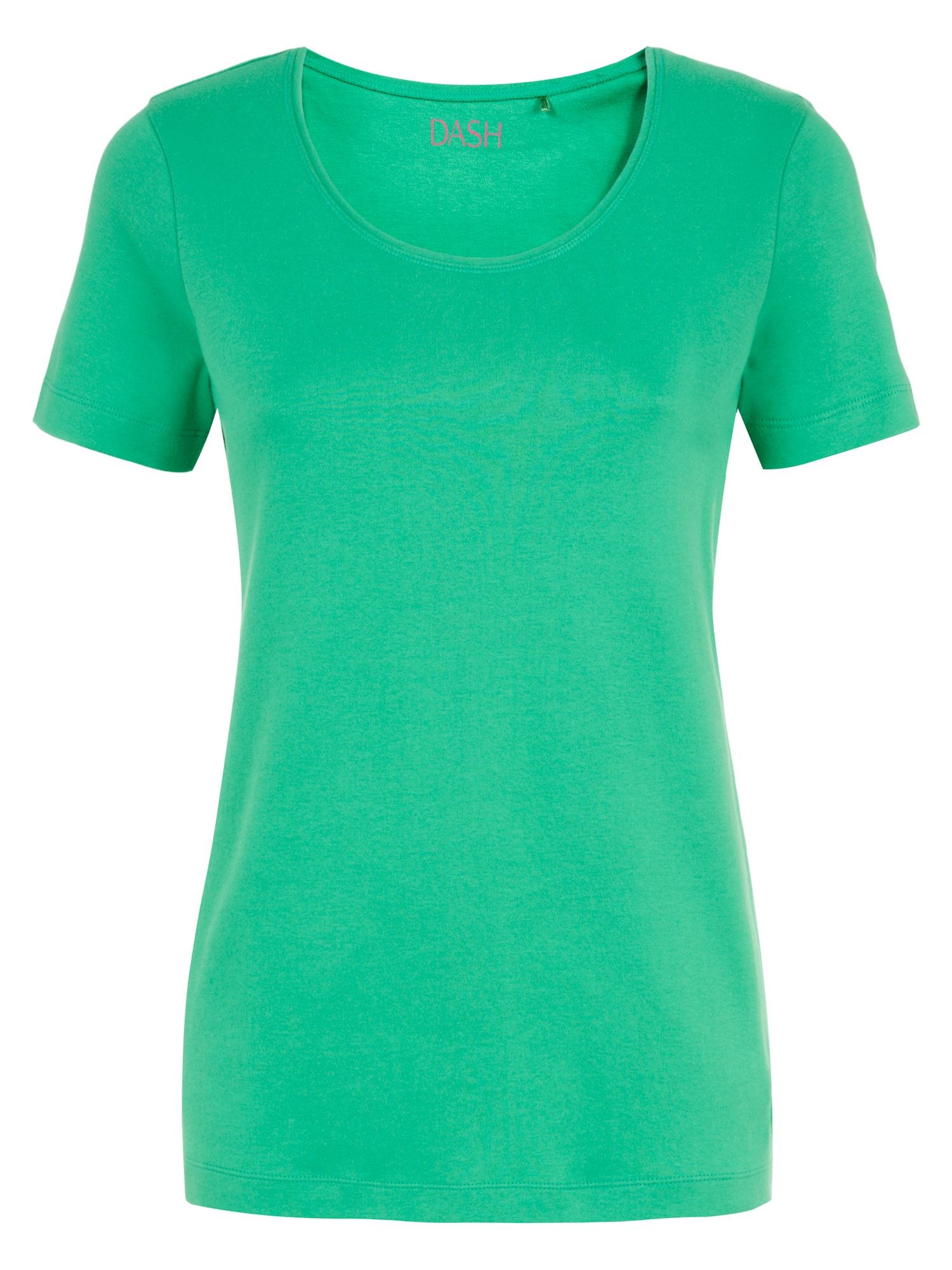 Green essential tee
