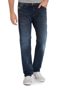 Darron 834t dark wash regular slim fit jeans