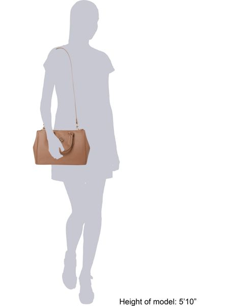 Christian Lacroix Eternity tan tote bag