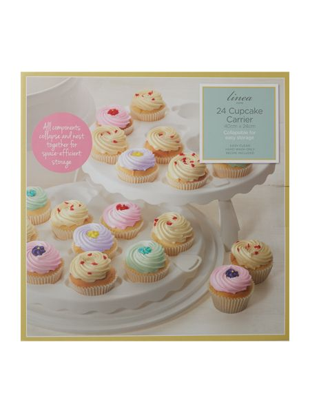 Linea Cupcake carrier case