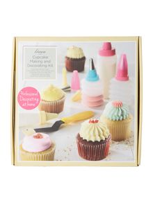 Cupcake making set